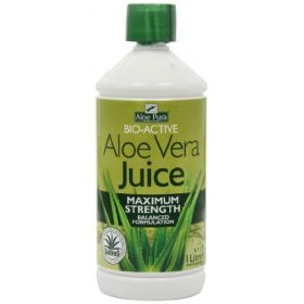 Χυμός ALOE VERA Maximum Strength 1000ml (OPTIMA)